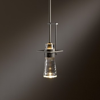 Hubbardton Forge   Erlenmeyer Large Pendant Light modern-pendant-lighting