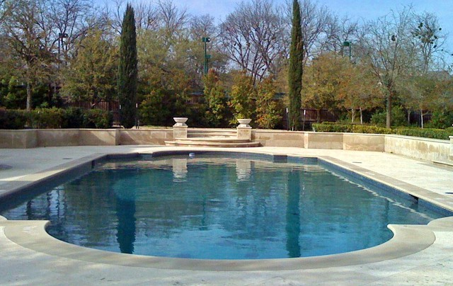 Swimming Pools and Water Features - contemporary - swimming pools ...
