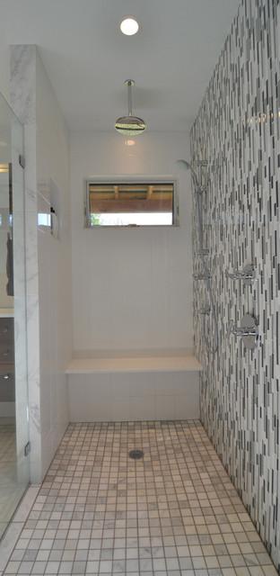 Saucon Valley Residence contemporary-bathroom