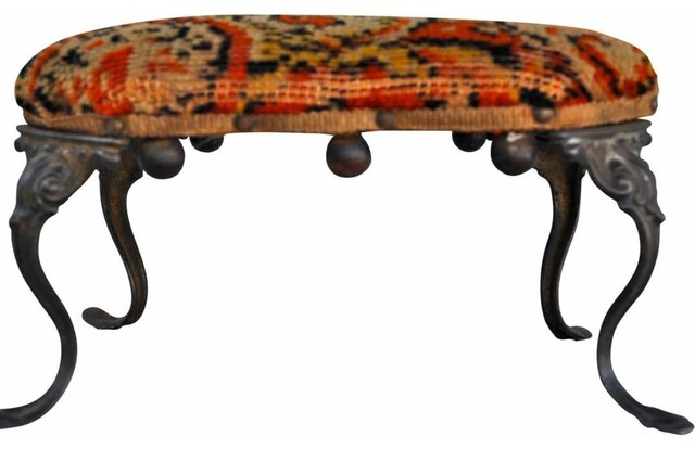 Petite Footstool modern benches