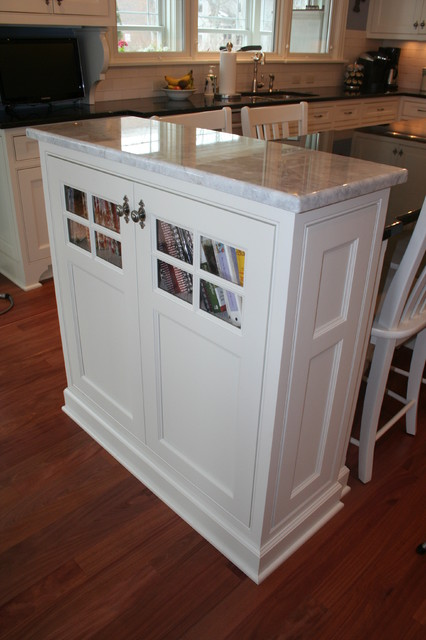 Four-Family Residence to Single-Family Home Remodel kitchen-countertops