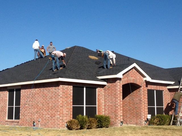Recent Austin Roofing Projects traditional
