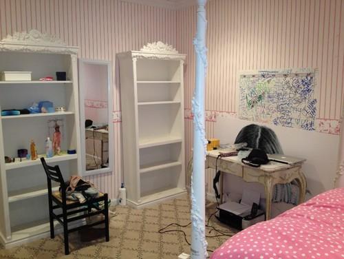 Antes y Despues: Habitación de niña a adolescente