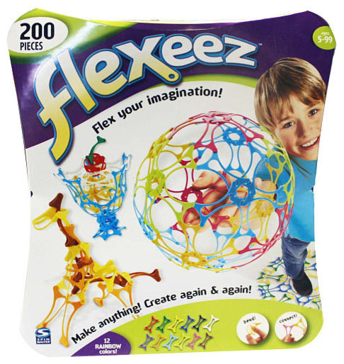 Flexeez 200-Piece Large Pack kids-toys