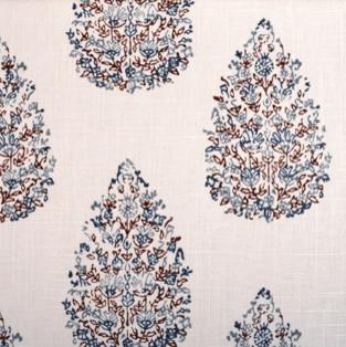 """Duralee """"21040-193 Indigo"""" fabric"""