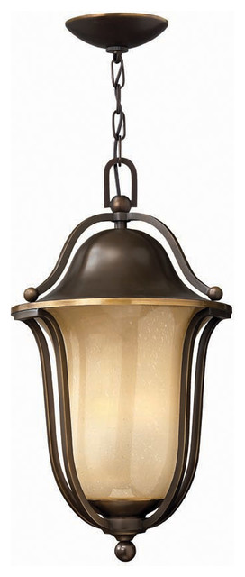 Hinkley Lighting 2632OB Bolla Olde Bronze Outdoor Hanging Lantern transitional-outdoor-lighting