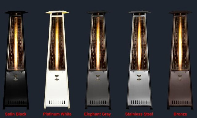 Lava Heater 2G - Contemporary - Patio Heaters - los ...