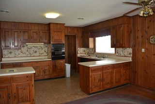 Pictures Of Wood Paneling Kitchen Cabinets