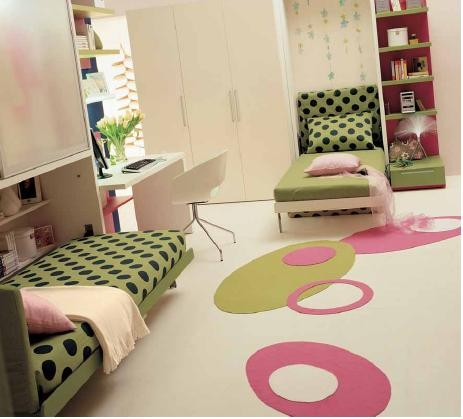 Modern kids room modern kids