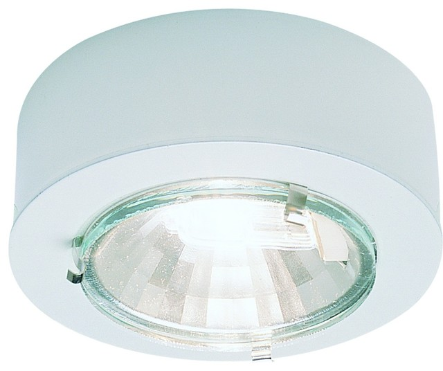 NM-241 12V Mini Xenon Smooth Trim with Housing - modern - bathroom