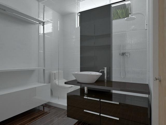 Reifen residencias contemporary-rendering