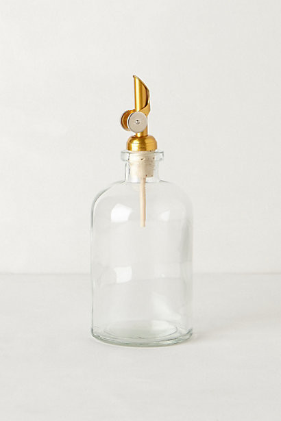 Recycled Glass Soap Dispenser Contemporary Bathroom Accessories