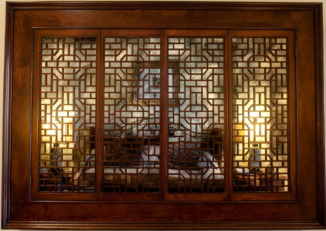 Custom tv cabinets asian furniture houston by for Chinese furniture houston tx