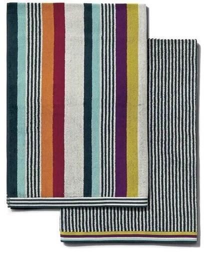 Ken Five Towel Set modern-towels