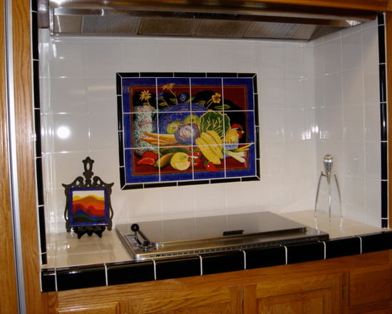 Kitchen Mural -