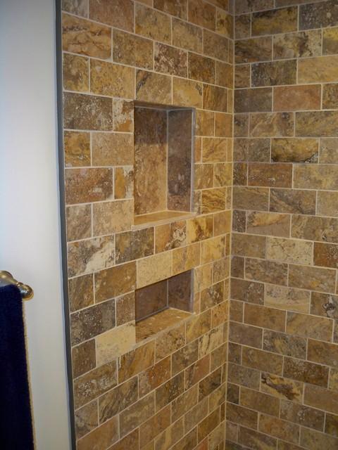 Scabos travertine bathroom joy studio design gallery for Bathroom tile philadelphia