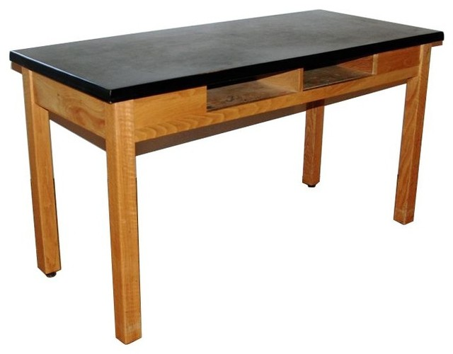 Modern Classroom Tables : Vintage science classroom lab table modern coffee