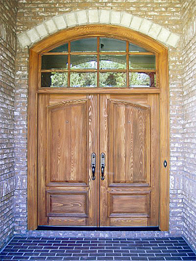 Country French Collection - DbyD-2001 traditional front doors