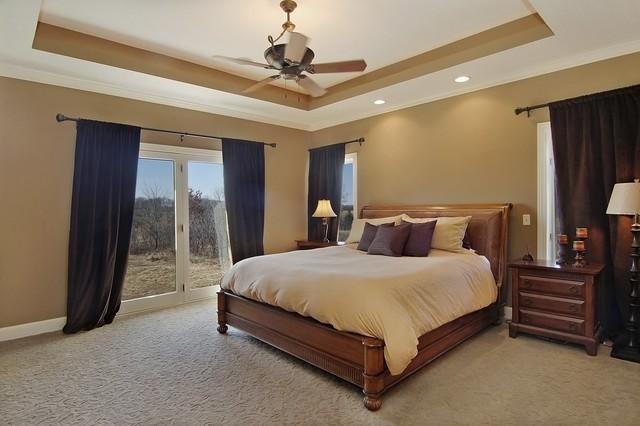 Rush Creek traditional-bedroom