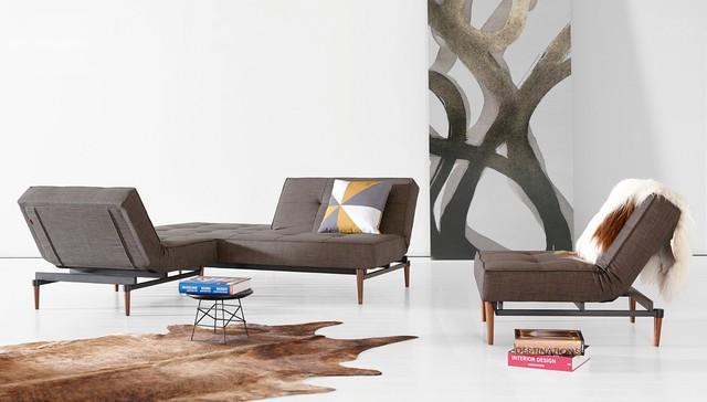 Innovations Split Back Sofa contemporary-sofas