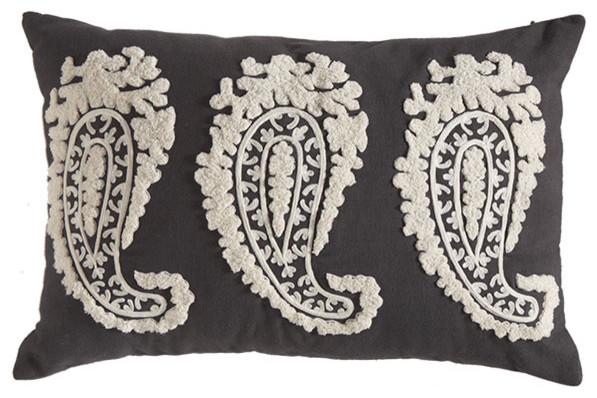 Paisley Pillow traditional-decorative-pillows