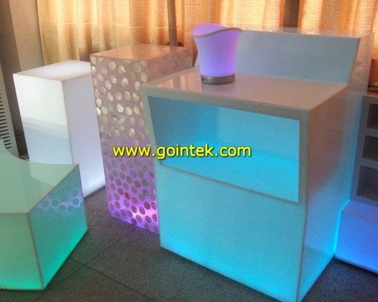 led light bar, led bar, led bar table -