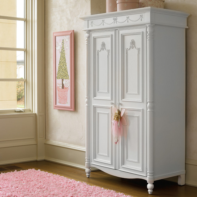 Isabella Armoire - Modern - Armoires And Wardrobes - by Rosenberry Rooms