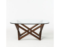 Spindle Coffee Table