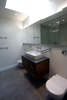 Mostert Architecture modern-bathroom
