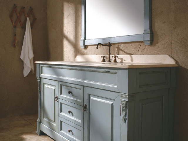 bath vanity ancient blue traditional bathroom vanities and sink