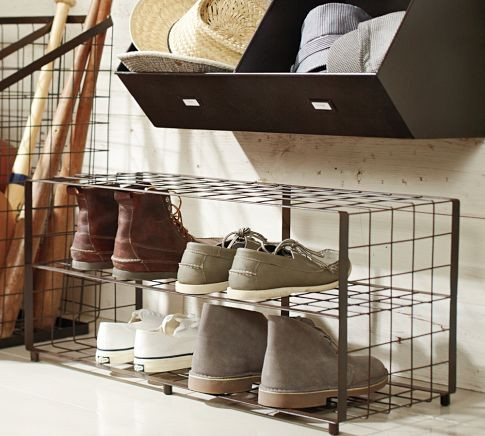 Kellan Shoe Rack contemporary-shoe-storage