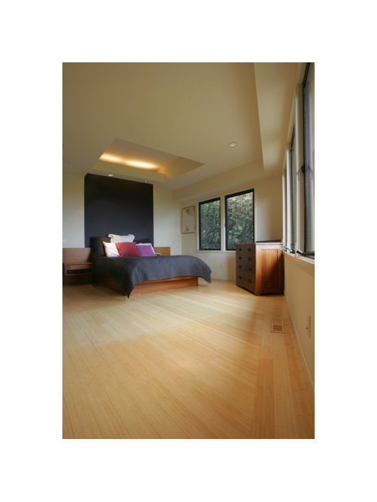 Oakland Residence - Prefinished natural horizontal Bamboo