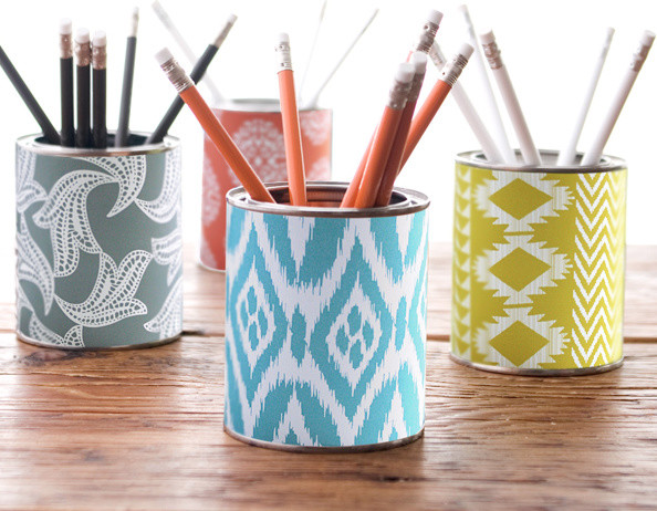 Susy Jack Pencil Cups contemporary desk accessories