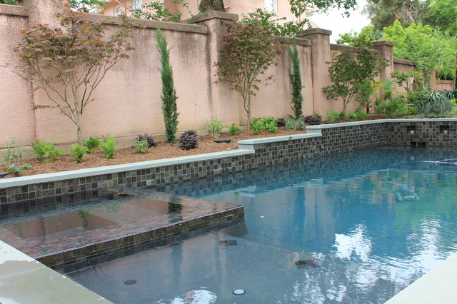 Contemporary Swimming Pools eclectic-pool