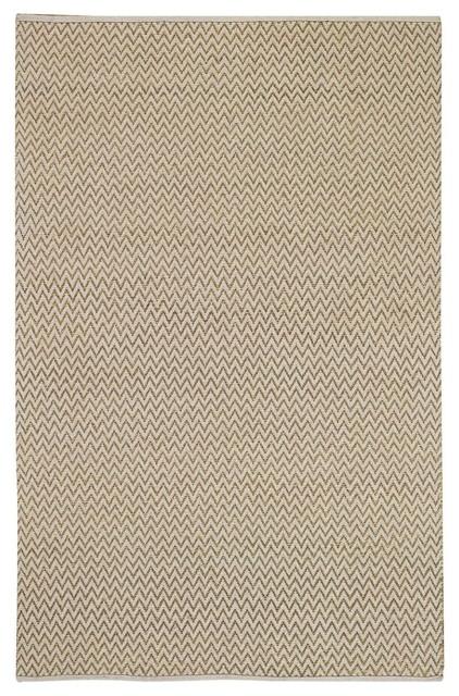 "Contemporary Sahara Hallway Runner 2'6""x8' Runner Beige Area Rug contemporary-rugs"