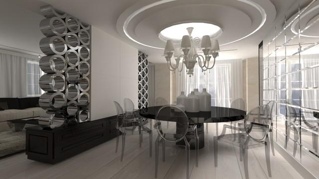 Luxury modern residential design contemporary for Luxury residential interior designer