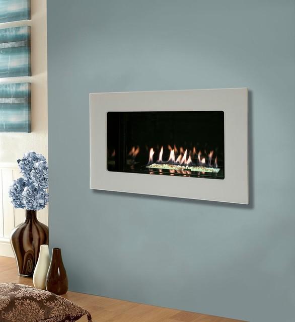 Verine Atina HE Gas Fireplace modern-fireplaces