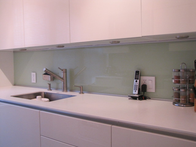 Upper East Side, NYC modern-kitchen