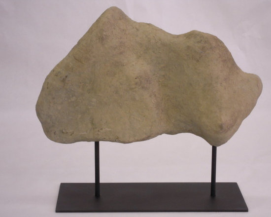Limestone Sculpture - Art | Harrison Collection - These beautifully organic forms work perfectly in many settings. Due to the nature of the materials, current stock will vary in shape and size, with no two alike. Please inquire for current availability.
