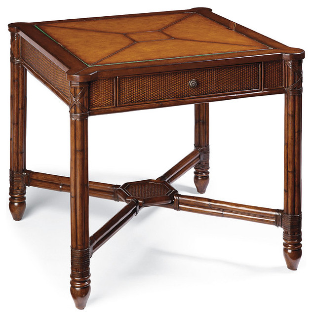 Cayman square game table with two chairs traditional for Contemporary game table and chairs