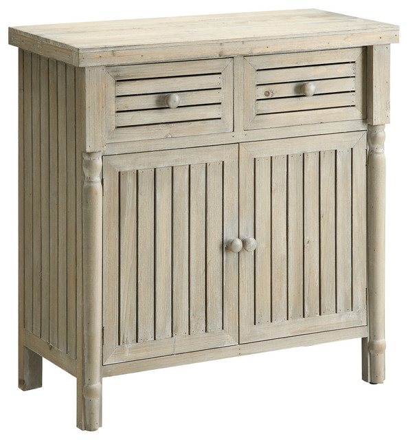 Creek Classics Washed Pine Accent Chest contemporary-dressers