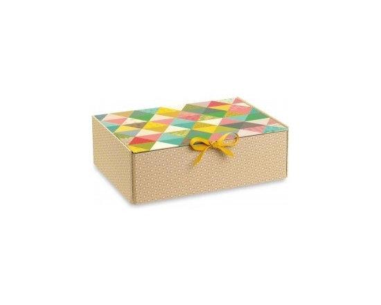 """Kids - Toys & games - Toy storage - """"triangle"""" Storage box w -"""