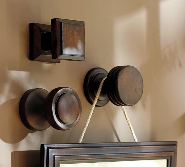 Oversize Frame Hanger contemporary-wall-hooks