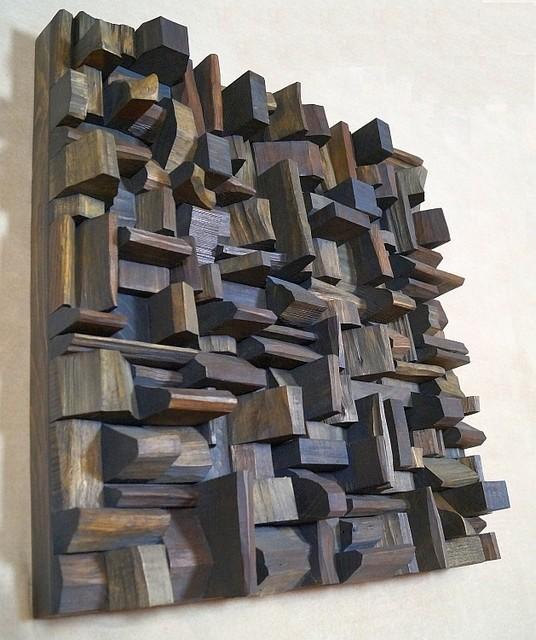 Audio Diffusers - Contemporary - Artwork - toronto - by Olga Oreshyna