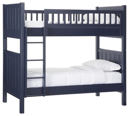 Camp Bunk Bed Traditional Bunk Beds By Pottery Barn Kids