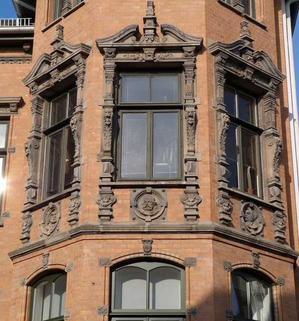 Historic and Rustic German Windows traditional-windows