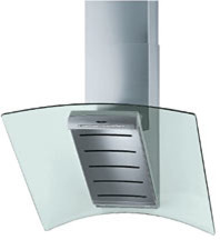 Miele Decor Wall hood kitchen-hoods-and-vents