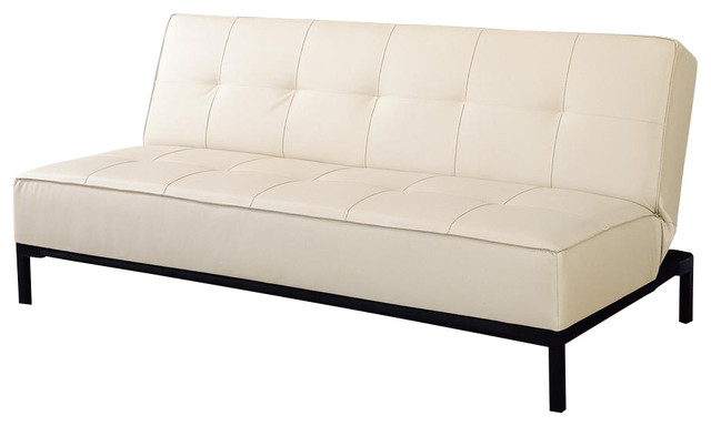 Serene 71 In Convertible Sofa Contemporary Sofas By