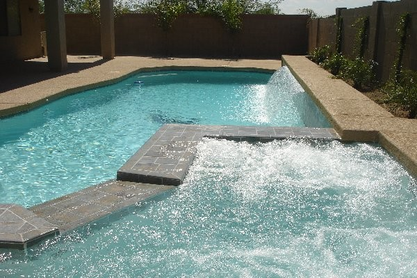 Raised Spas Hot Tub And Pool Supplies Phoenix By Aaabar Swimming Pools