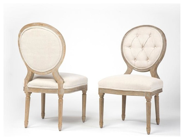 Stella Dining Chair Bespoke Natural Farmhouse Dining Chairs by Masins